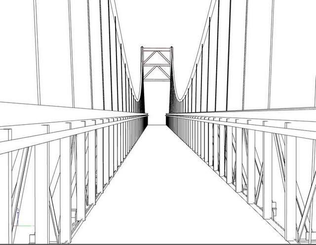 long trail bridge