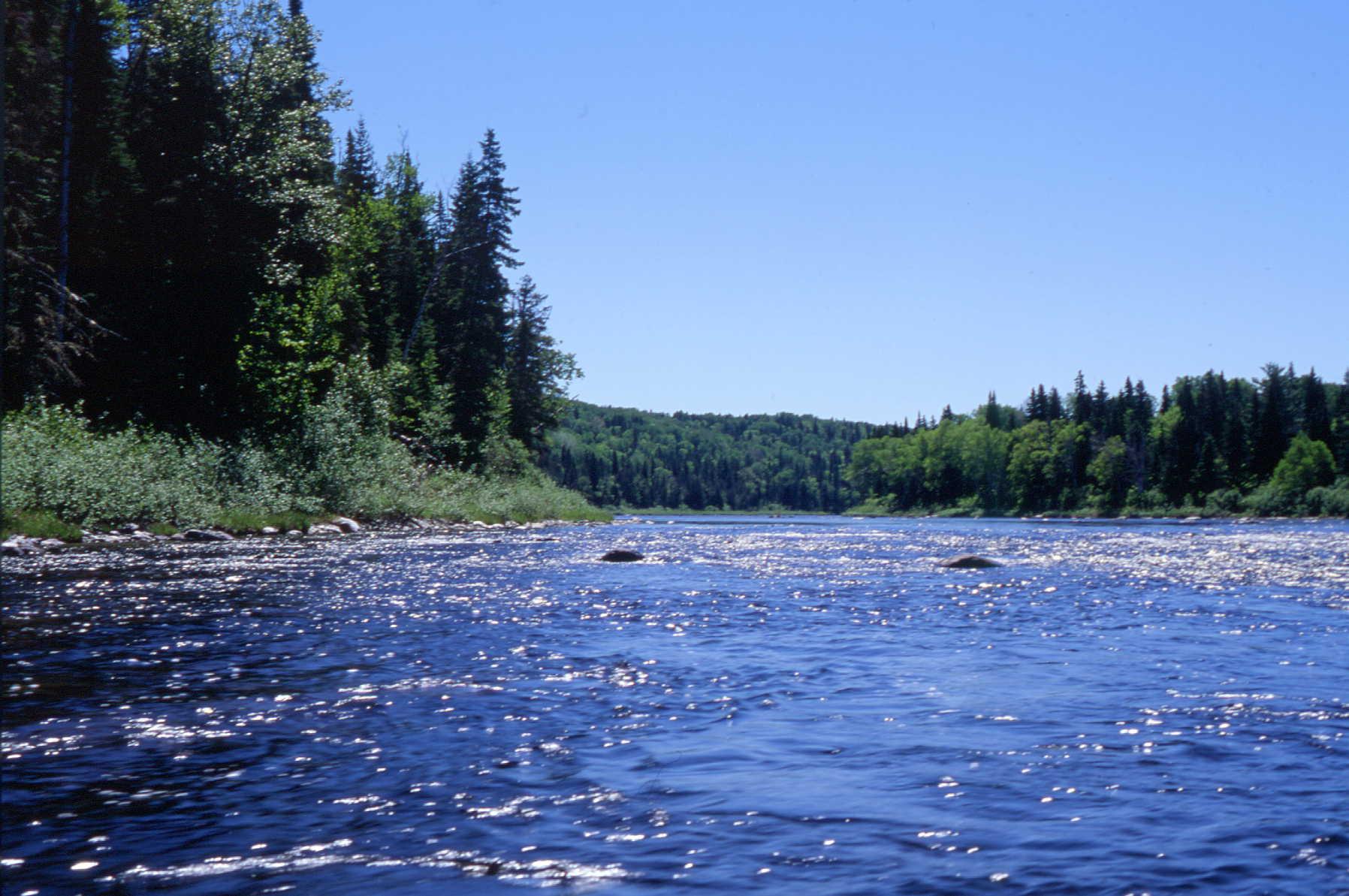 Allagash River, Maine
