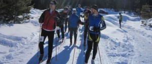 Maine Huts and Trails Ski Marathon March 16