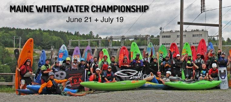 Maine Whitewater Championship