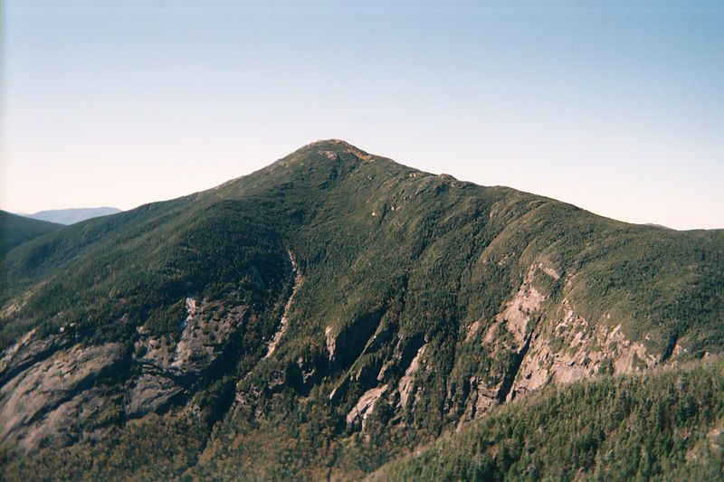 Mount Marcy, New York's highest peak. (Wikimedia Photo)