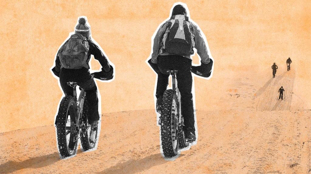 fat bike tour
