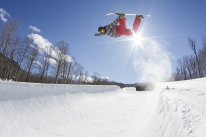 Loon Mountain Opens Superpipe