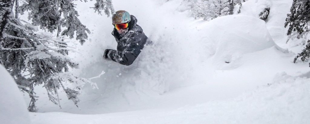 Jay Peak snowboard