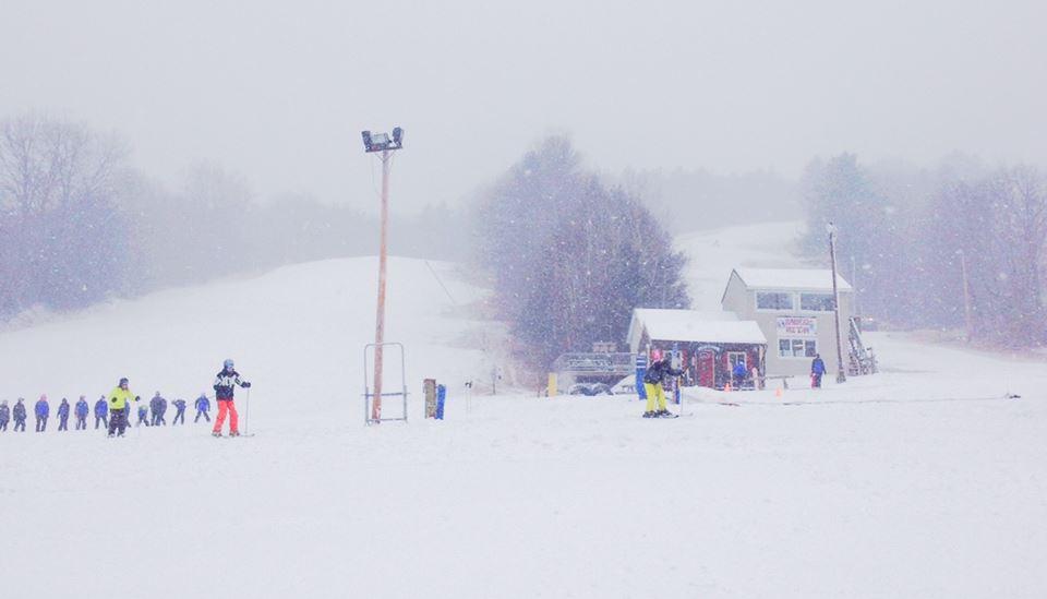 blandford snow