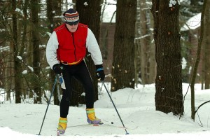 MA's Blue Hills Res is a Dream for X-C Skiers