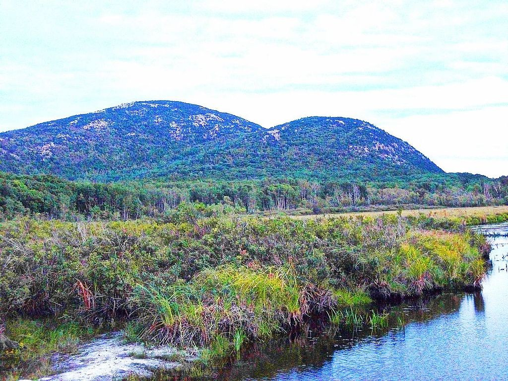 Acadia - Champlain Mountain