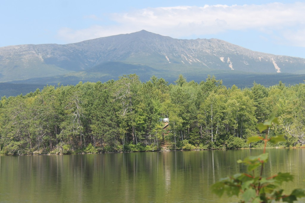 The proposed North Woods National Park would be located near the home of Katahdin, Baxter State Park.