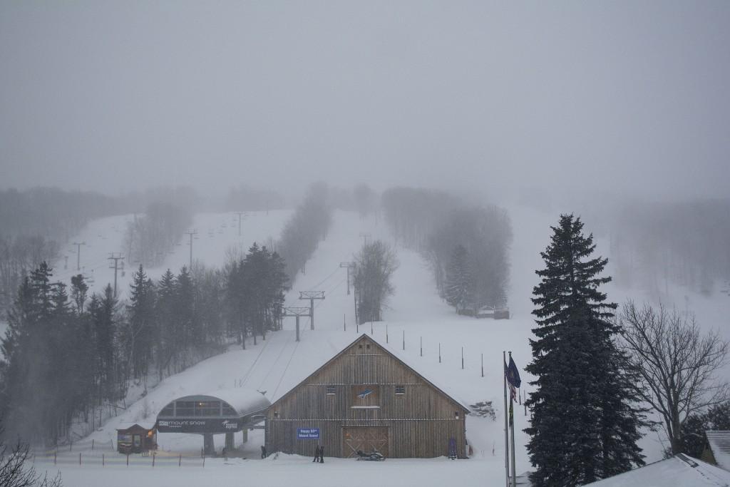 Mount Snow, Vermont (Photo: Mount Snow Resort)
