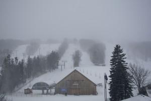 Lost Skier Found in Deep Snow
