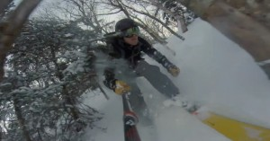 Skiers Warned About Off-Trail Skiing