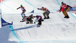 Snowboard Cross with Jacobellis at Stratton Feb. 28