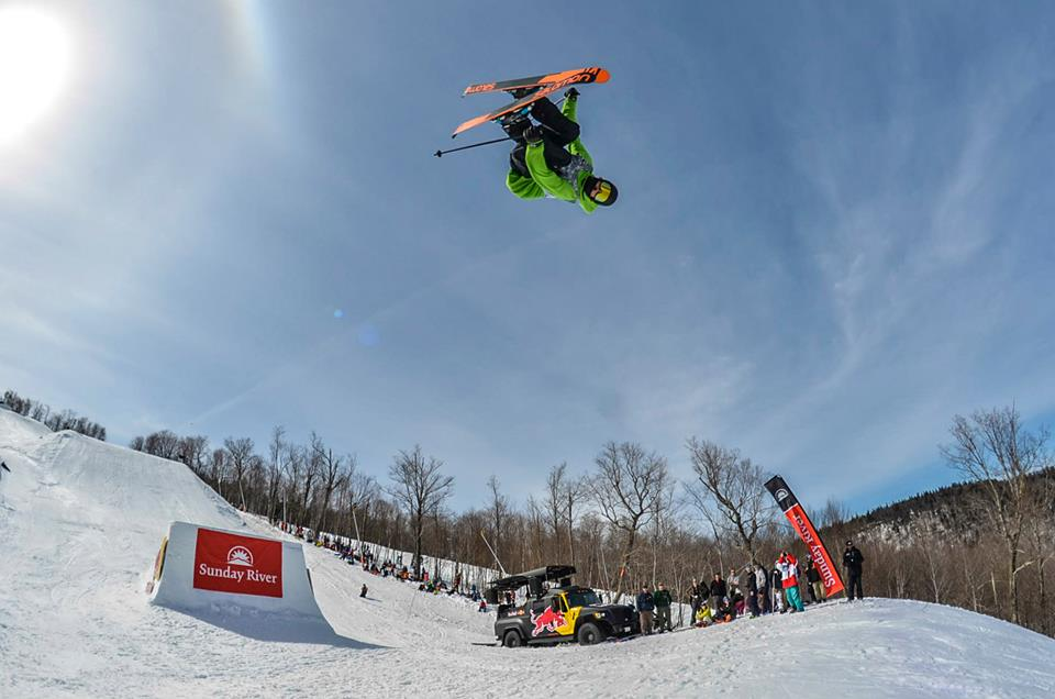 Dumont Cup2 - Sunday River