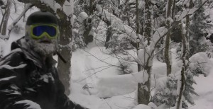 VIDEO: Vermont backcountry snowboarding film