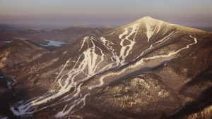 Skiing the East's longest trails