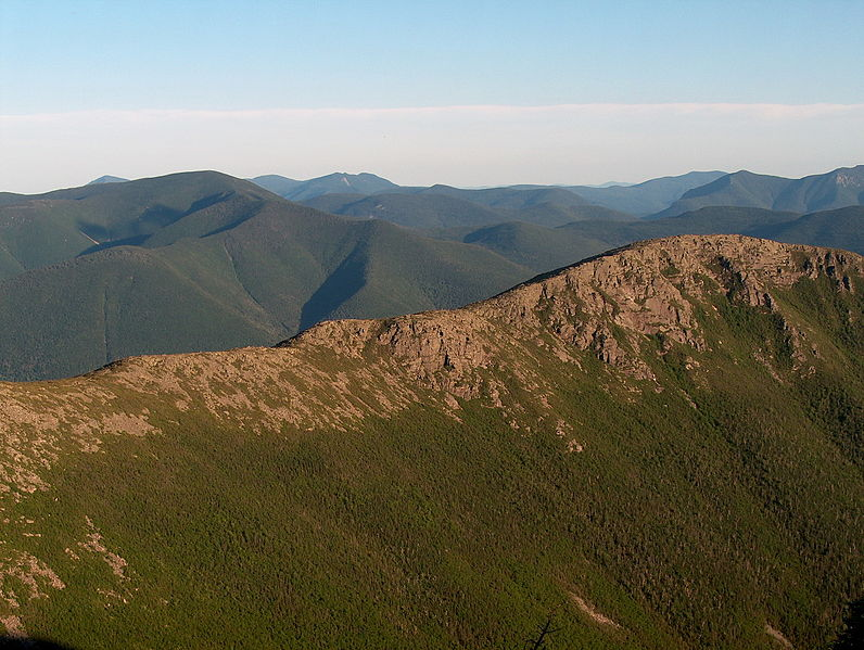 Bondcliff, New Hampshire (Wikemedia Photo)
