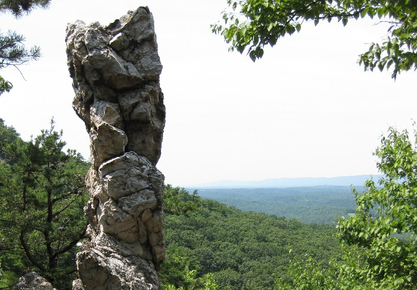 Standing Stone Trail - Monument Rock