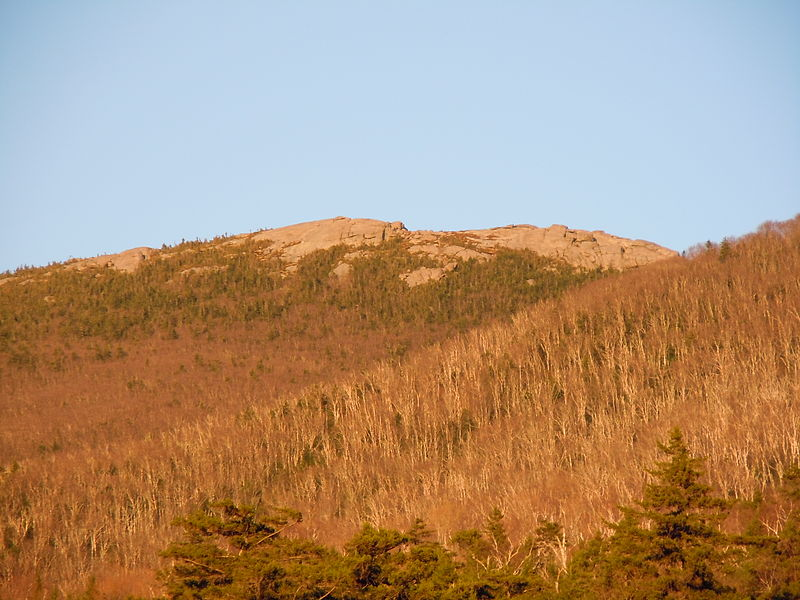New York's Cascade Mountain. (Wikimedia Photo)