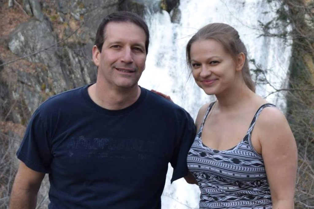 Facebook photo of Angelika Graswald, a woman who claimed her fiance, Vincent Viafore, was missing after his kayak overturned on the Hudson River earlier this month. She has been charged with his murder. https://www.facebook.com/lanzelika/photos