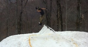 VIDEO: Late spring skiing in Vermont