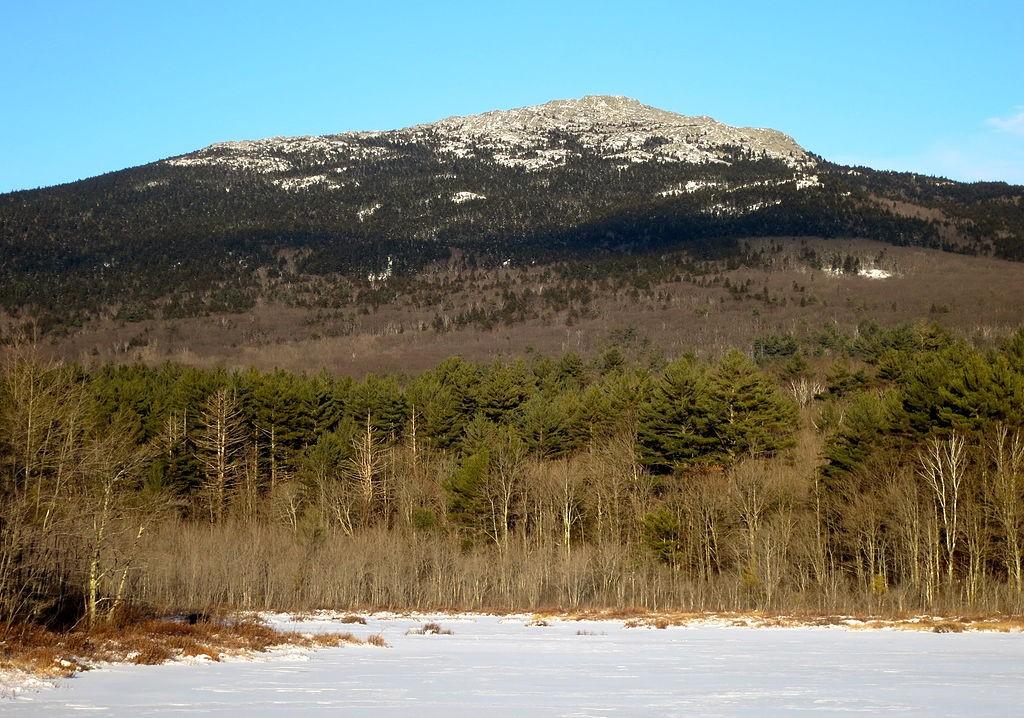 Mount Monadnock, New Hampshire. (Wikimedia Photo)