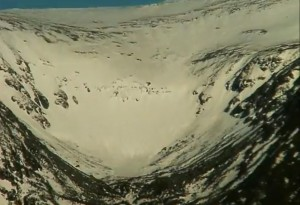 VIDEO: Time lapse of the Tuckerman meltout