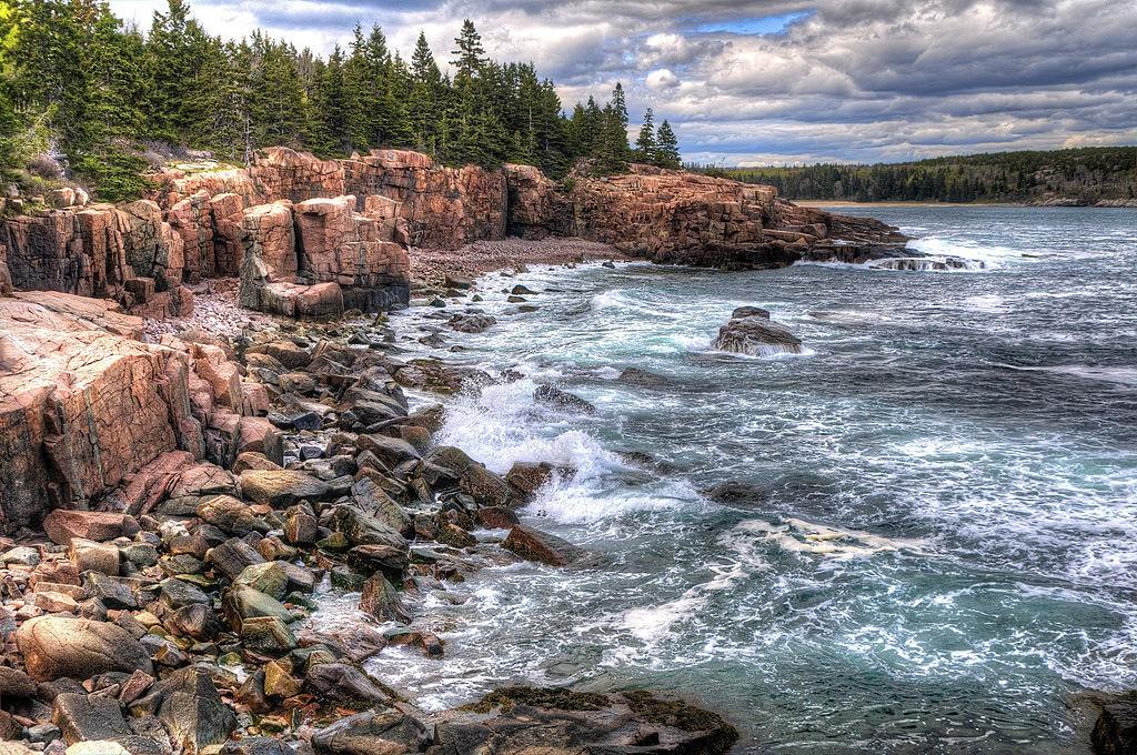 Acadia National Park. (Wikimedia Photo)