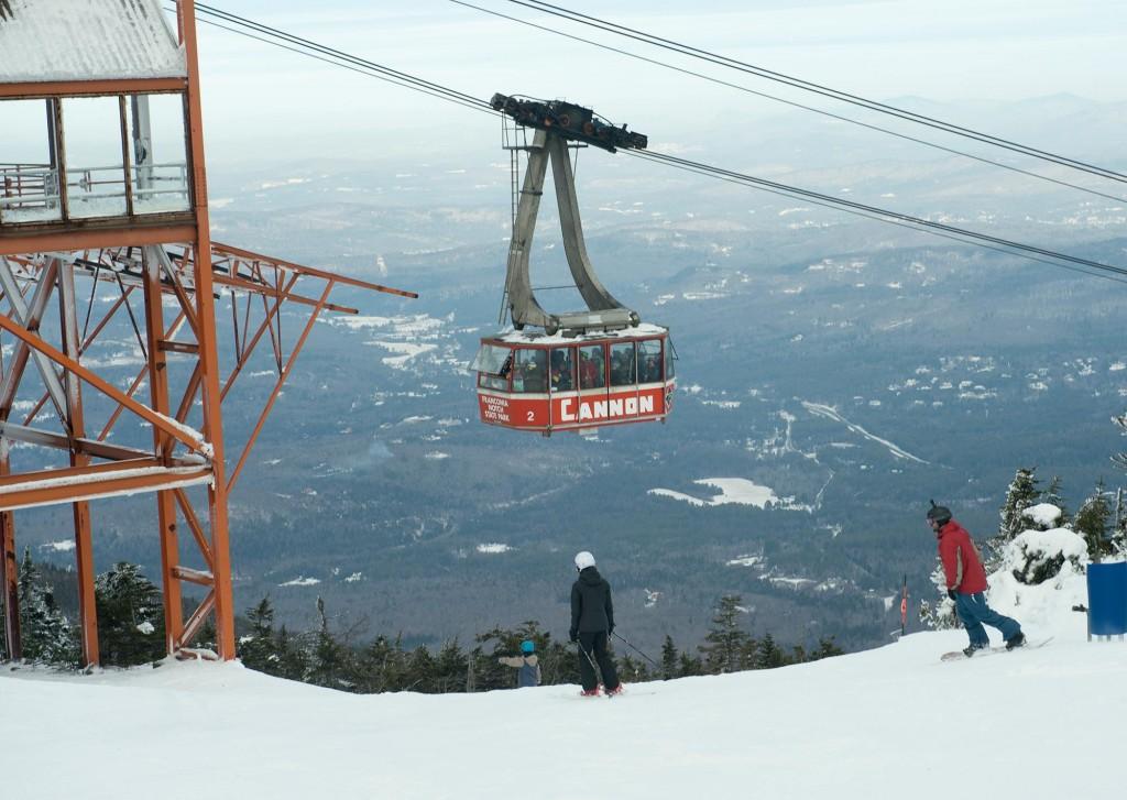 Cannon Mountain, New Hampshire. (Cannon Mountain Facebook Photo)