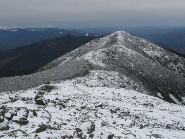 Franconia Ridge winter