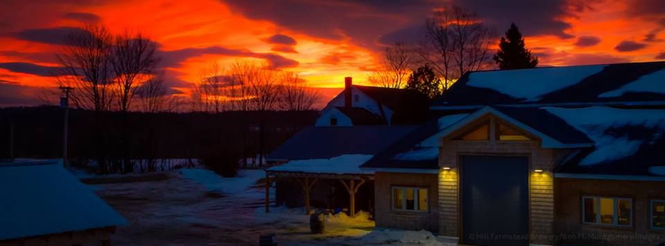 The Hill Farmstead Brewery in Greensboro Bend, Vermont. (Hill Farmstead Brewery/Facebook Photo)