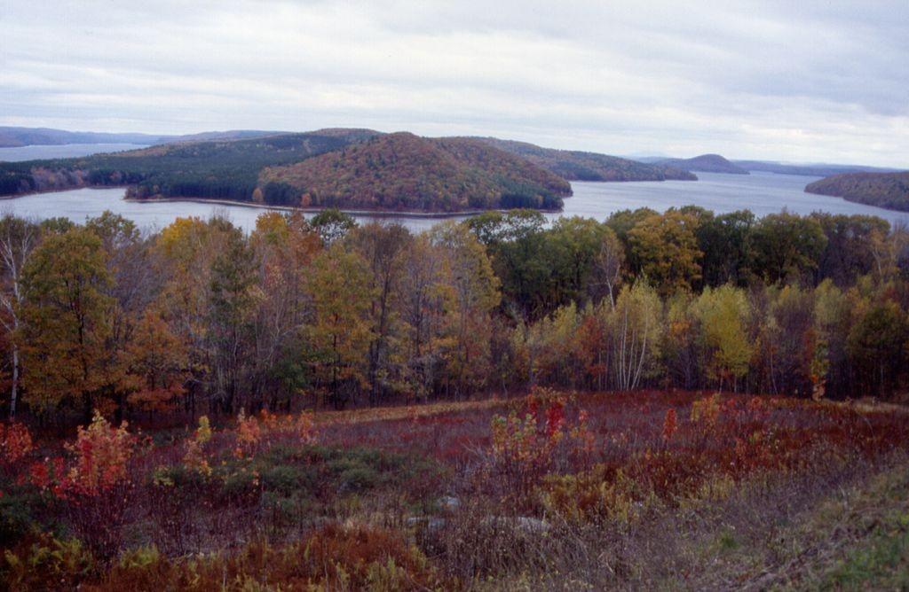 Quabbin Reservoir, Massachusetts. (Wikimedia Photo)