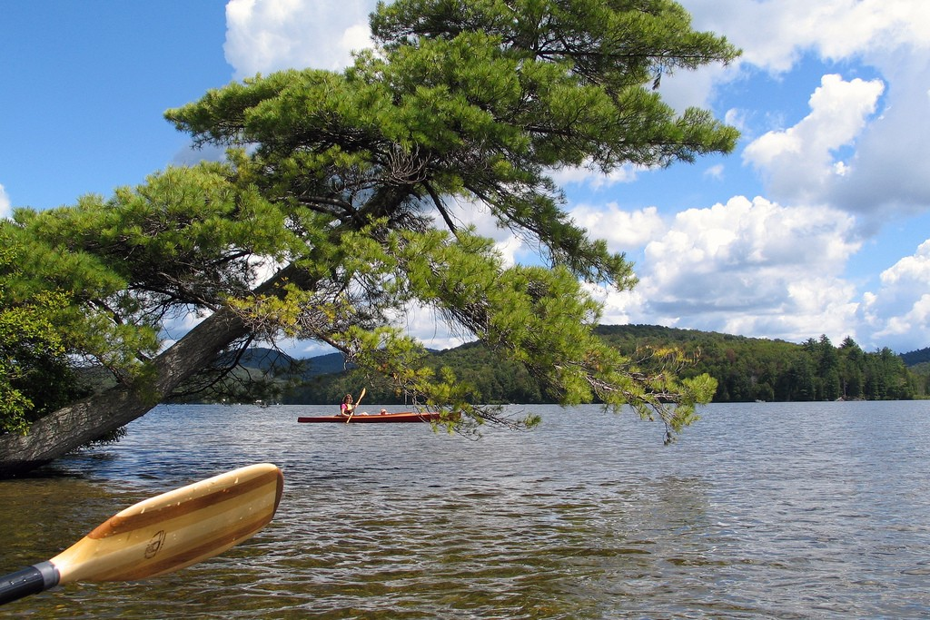 The campground at Limekiln Lake is one of three campgrounds in the Adirondacks where improvements are planned. (dwstucke/Flickr Photo)