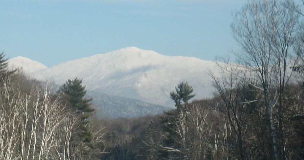 Mount Jefferson, New Hampshire. (Wikimedia Photo)