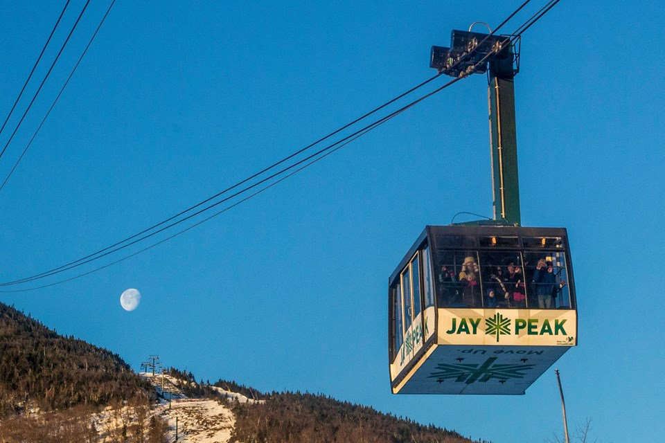 Vermont's Jay Peak Ski Resort. (Jay Peak Resort Facebook Photo)