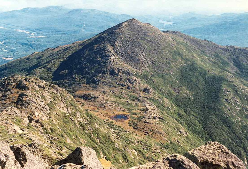 Mount Madison seen from Mount Adams. (Wikimedia Photo)