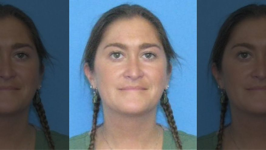 Hiker Sarah Addy. (Branford Police Department Photo)