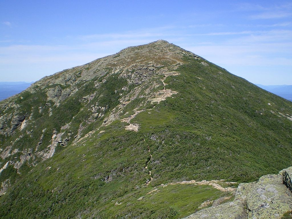 Mount Lafayette, New Hampshire. (Wikimedia Photo)