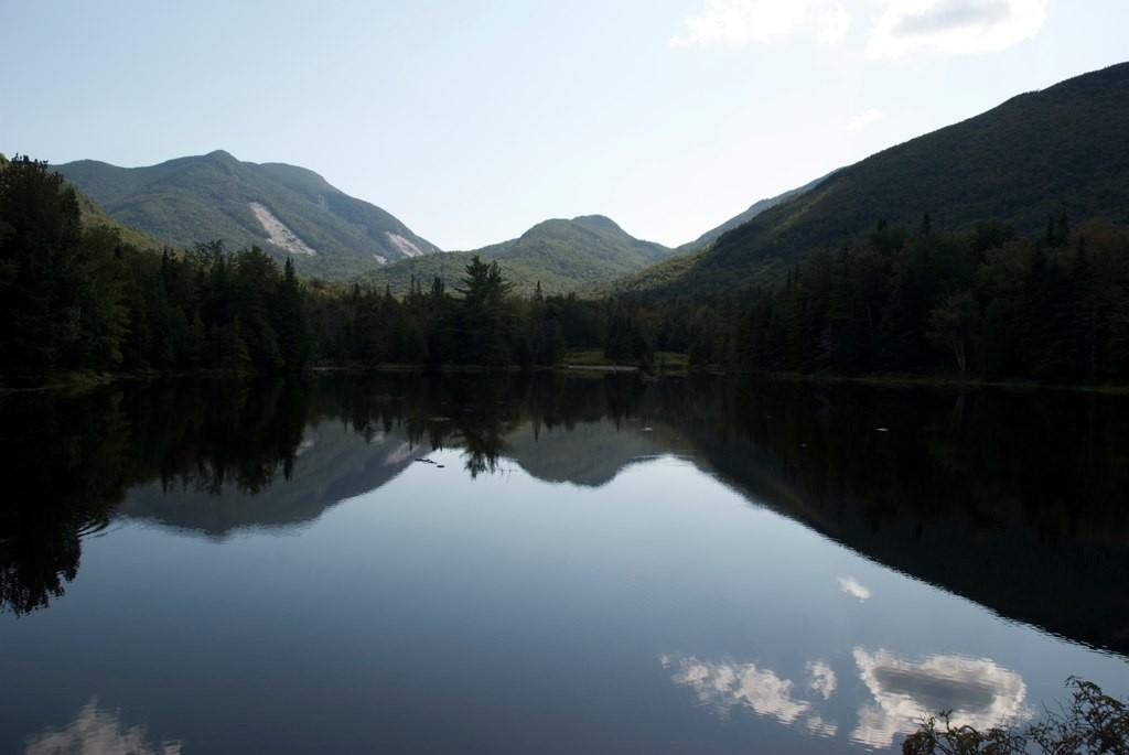 Marcy Dam in the Adirondack High Peaks. (rklopker/Flickr Photo)