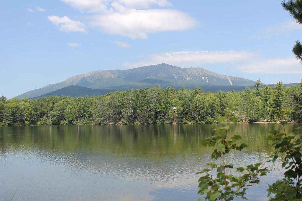 Maine's Mount Katahdin. (Northeast Explorer Photo)