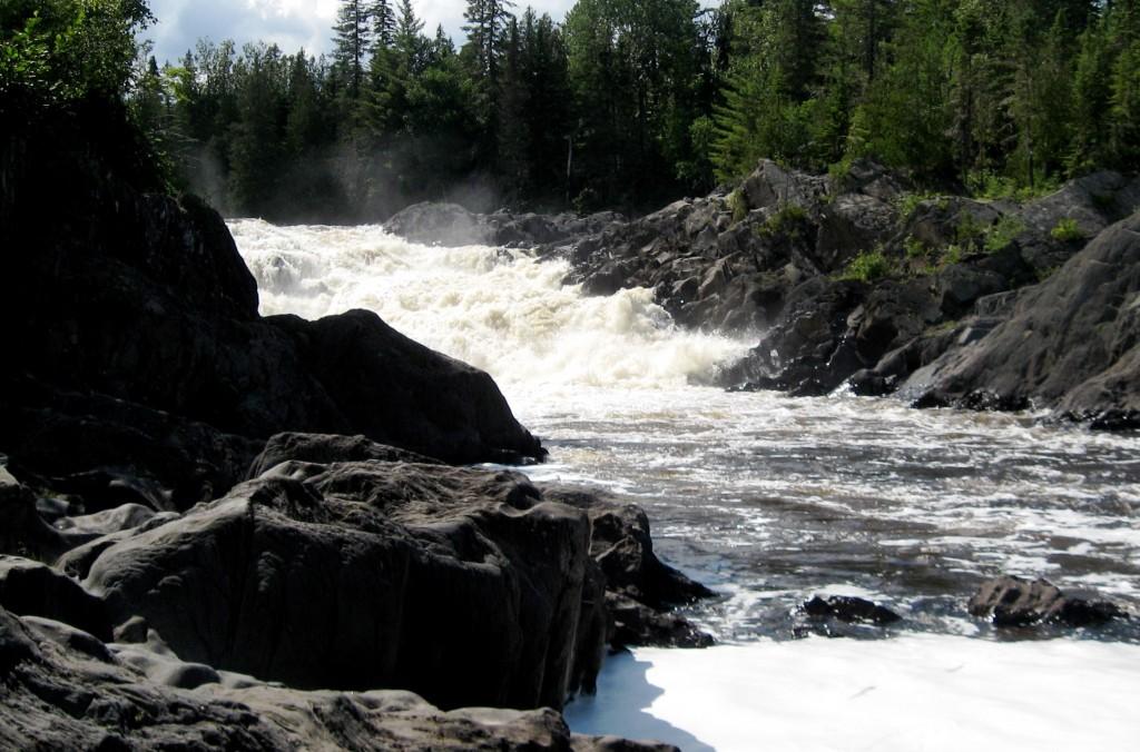 Allagash Falls 2