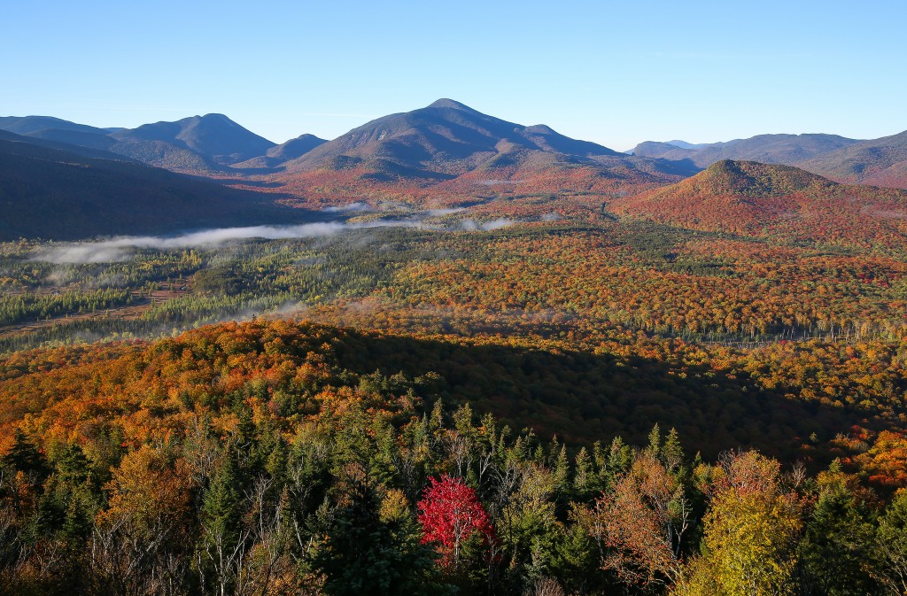The Adirondack High Peaks. (Jonathan Miske/Flickr Photo)