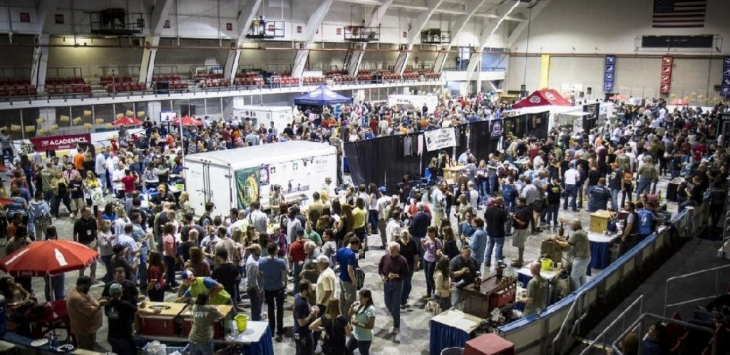 The Lake Placid Brewfest in Lake Placid, New York. (LakePlacid.com Photo)