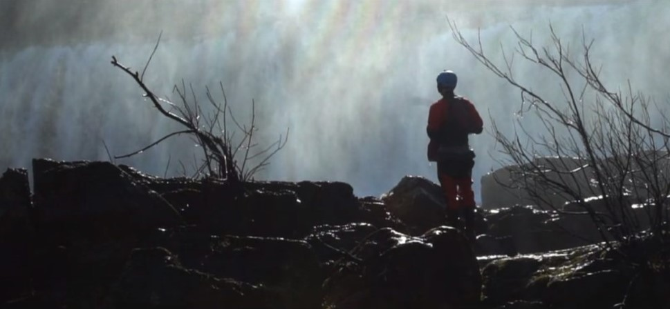 Otter Creek Falls in Middlebury, Vermont. (Wandergroove/Otter Creek Falls Film Photo)