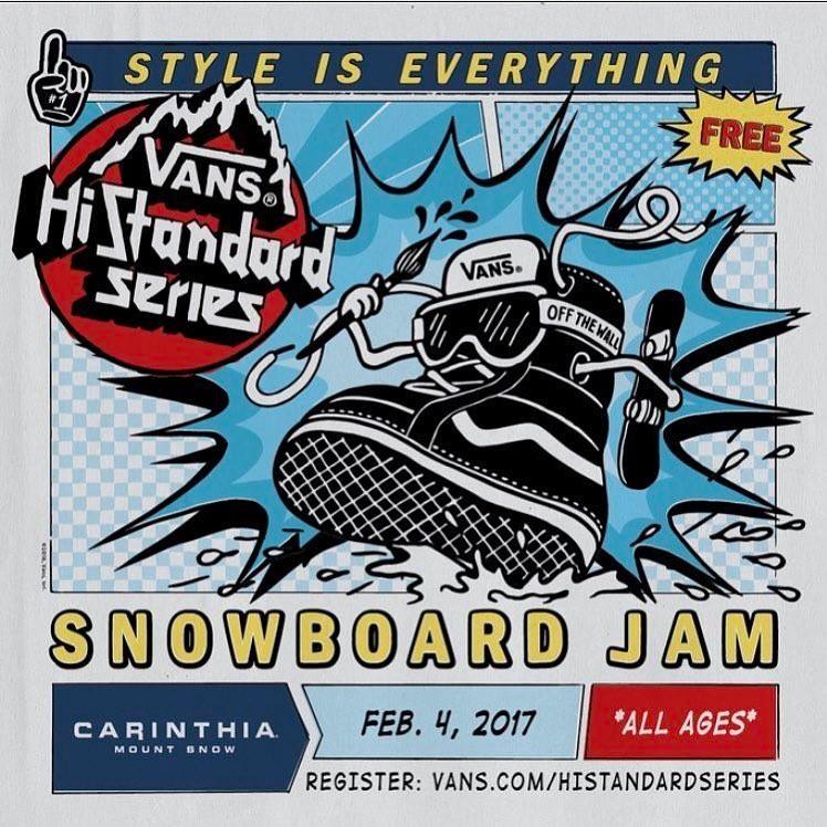 Vans Hi-Standard Series