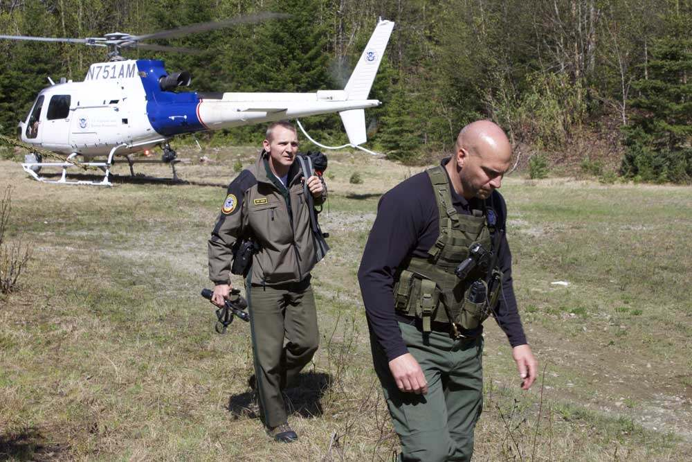 Multiple hiker rescues in nh over holiday weekend for Nh fish game
