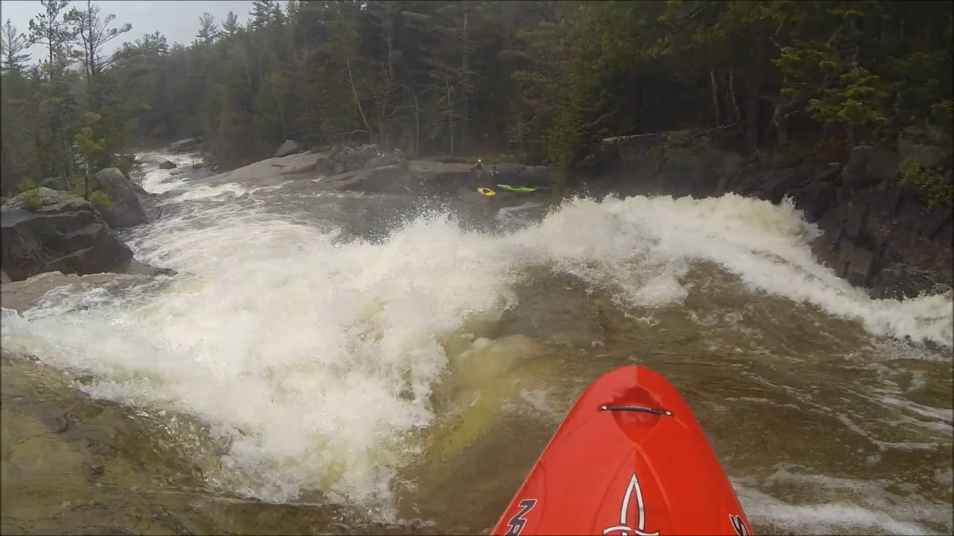 Maine Kayaker Killed In Whitewater Incident NORTHEAST EXPLORER
