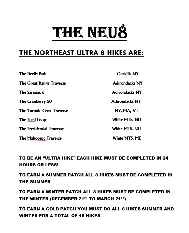 Guide to Northeast Hiking Challenges – NORTHEAST EXPLORER