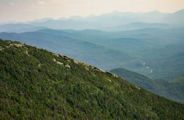 Adirondacks Mountains New York