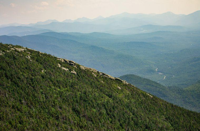 Adirondacks Mountains New York